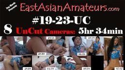 June Liu Creampie 5 hours+ Eight UnCut Cameras!! #19-23-UC