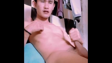 Andrei_B Jerking Off and Cumming
