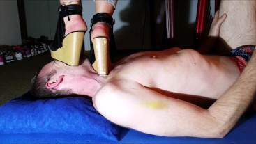 Hard Trampling with Wedges