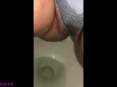 Cum In My Panties And Piss In Them After