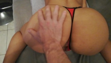 Perfect Ass Fucked in Doggystyle - REAL AMATEUR PORN