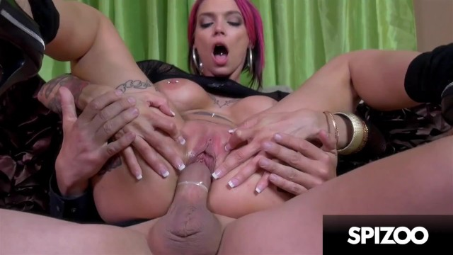 Anna Bell Peaks Turns a Hot Strip Dance into Hardcore Fucking