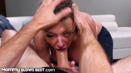 MommyBlowsBest My Step Mother Sucks Dick
