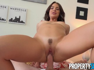 PropertySex Unprofessional Real Estate Agent Fucks BNB Guest