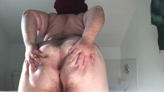 BBW Takes a shower TEASER
