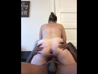 GRAPHIC White asshole KILLED by black dick