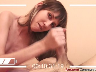 WANNABE SEDUCTIVE TEEN! Ridiculously HOT FUCK