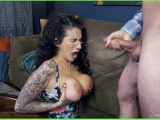 Unfaithful slut gets her just deserts (part 2)