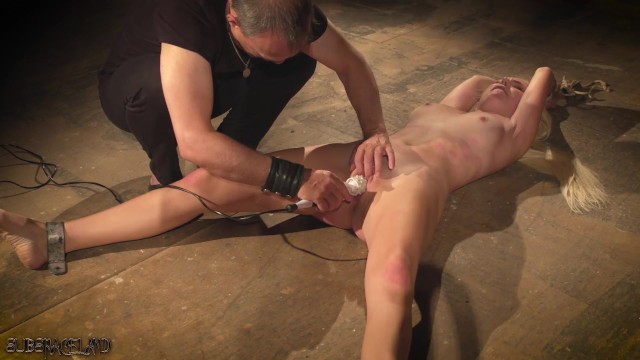 Porn store near lackland afb - Bondage and tied up pussy fingering for slutty blonde