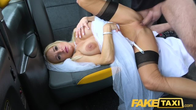 Wedding upskirts piss Fake taxi sexy tara spades creampied on her wedding day