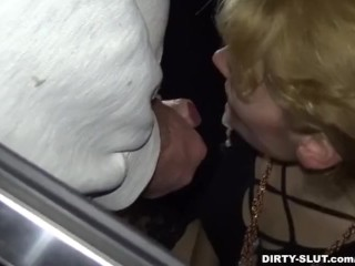 Big titted police lady is fucking a horny guy and moaning because it feels