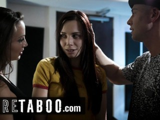 PURE TABOO Hard Up Musician has Some with DJ in Exchange for Fame Abigail Mac, Aidra Fox, Seth Gamble