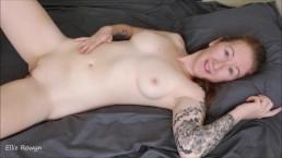 Ellie Rowyn: Cum On My Belly