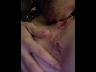 CHERIE HAS UPCLOSE PUSSY PULSATING ORGASIM
