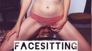 Xxx porno - Siedząc Twarzą Do Orgazmu. Lubię Jeździć Na Twarzy I Kiedy Lizanie Cipki