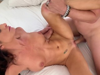 K orgy with MILF Silvia Saige stepmom fit cougar cumshot passionate Silvia Saige, Tommy Wood