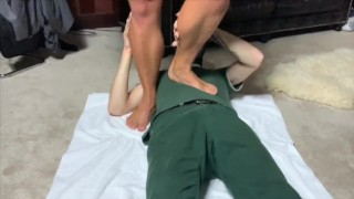 Muscle Worship, Trampling, Ass Worship, Twink Submits