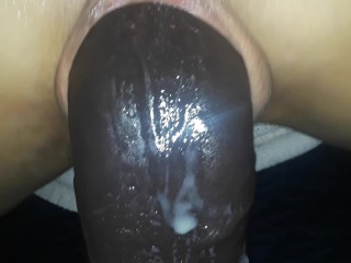 The day I became a BBC whore. It 's still the biggest cock I 've ever fucked.