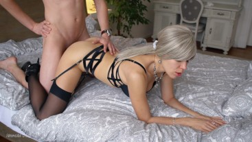 Her Oral Skills Will Turn On Anyone! Escort Girl Fuck In Prague Hotel