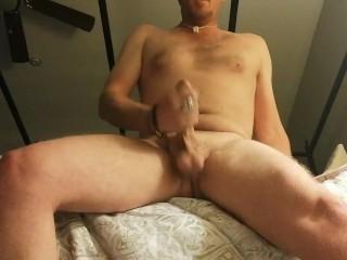 Cum for StepDaddy!