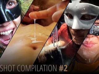 Cumshot Compilation #2 - Sperm Fiesta!