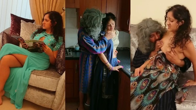 Sex story seducing rs Indian grandpa fucks step grand daughter dirty desi hindi audio sex story