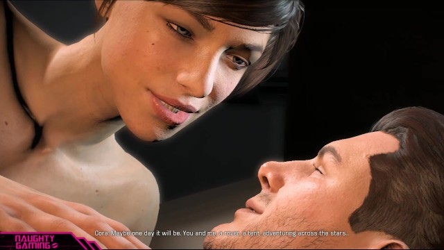 Effective blow jobs - Sara ryder x scott ryder a nasty romance mod mass effect andromeda