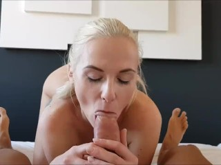 My homemade POV with Vinna Reed Angelo Godshack, Vinna Reed