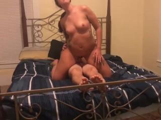 I Came in my Cum Slut in 4k