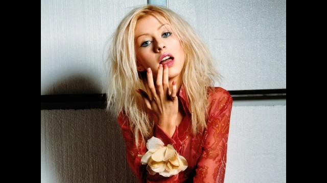 Christina Aguilera seks analny