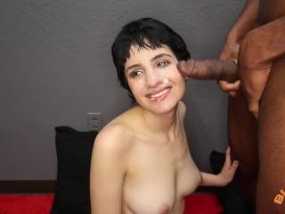 BlowBang Girls Teen Allora An in her First Ever Porno Allora Ashlyn