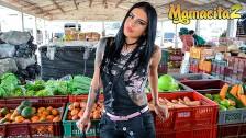 MAMACITAZ – Gorgeous Tattooed Latina Amateur Tricked Into Rough Sex