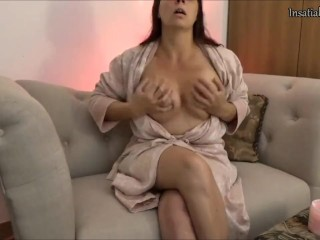 A Very Big Secret by Diane Andrews Taboo MILF Mature Big Tits JOI Diane Andrews