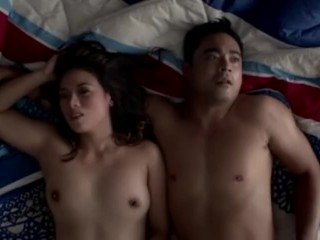 Hot asian Filipino hotel guy fucked an american client