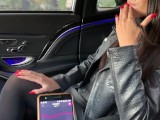 Public Mastrubation with Lovens LUSH (PART 2) in taxi and in restaurant
