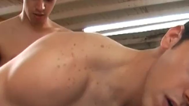 Xxx boys gay - Football player got hurt and received blowjob from teammate