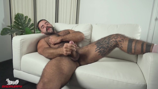 Gay cock free blogs - Teddy unzips his shorts his hard uncut cock springs free