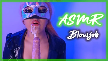 ASMR BLOWJOB of TEEN Amateur - ¡Unbelieve!