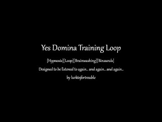 osis Loop Yes Domina Training Loop