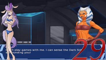 Star Wars Orange Trainer Uncensored Gameplay Episode 29
