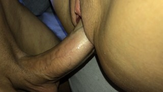 This big dick in her tight pussy (4K)