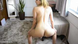 Hot Brazilian Teen in Gym Clothes Jerk Off Instructions