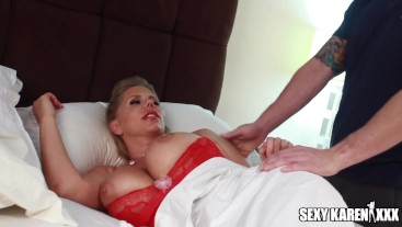 Quickie with Big Titty Milf