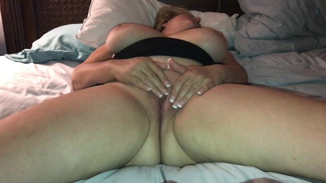 Rubbing and Fingering my Horny Wet Pussy
