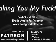 Licking Your Pussy & Making You My Little Fuck Toy (Erotic Audio for Women)
