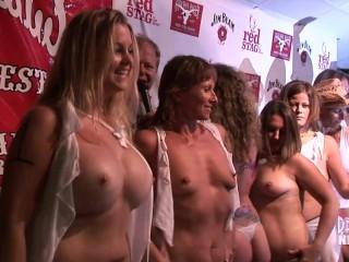Swinger Party Strip Off During Fantasy Fest In Key West