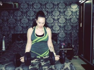 Female Weight liftings Compilation