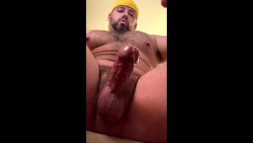 Nipple Dad's POV Erection In Your Face Before Cumshot