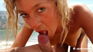 Blowjobs on the beach in Andalusia