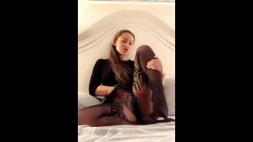 Dani Daniels fully clothed sex